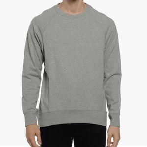 Nike SB Everett LTWT Crewneck Sweater Gray XL